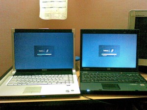 Dell XPS 1530 Vs HP 6515b